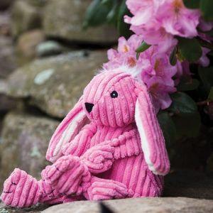 Huggle Hounds Knotties Bunny small