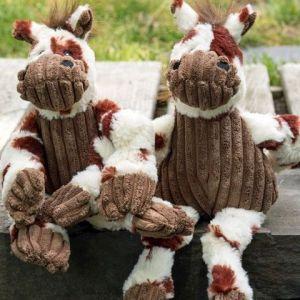 Huggle Hounds Knotties Pony vælg størrelse Small