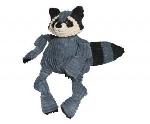 Huggle Hounds Knotties Raccoon vælg størrelse Large