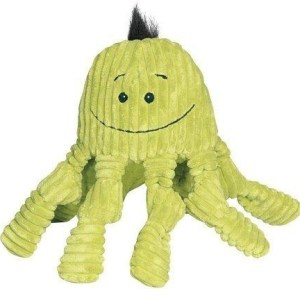 Huggle Hounds Octopus Lime large