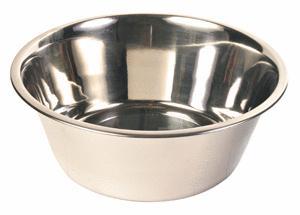 Hundeskål rustfri 450ml