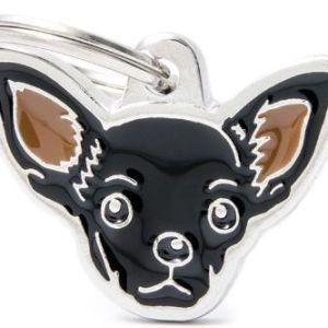 Hundetegn Friends Chihuahua sort