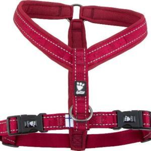 Hurtta Casual Y-sele Lingon (rød), vælg størrelse 55 cm