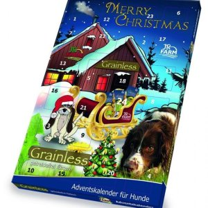 JR Farm Hunde Julekalender - Kornfri