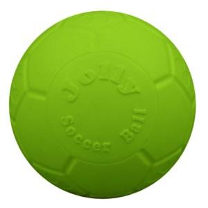 Jolly Punkterfri Fodbold æblegrøn S - 15cm