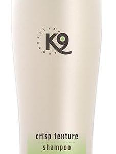 K9 Crisp Texture Shampoo, vælg størrelse 2,7 liter