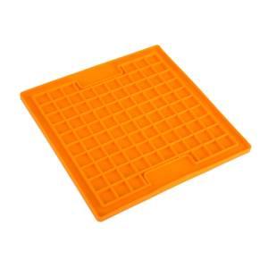 LickiMat Playdate Orange