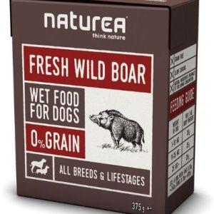 Naturea GrainFree vådfoder til hunde - Vildsvin