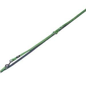 Nobby Neopren Hundeline - Mini - 2m x 10mm - Grøn