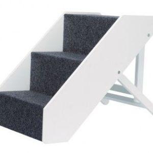 Pet-Stairs indendørs trappe hvid