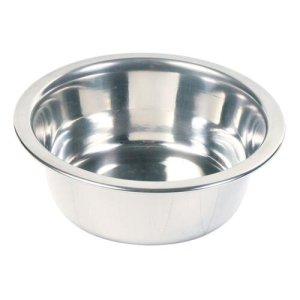 Trixie Hundeskål i Rustfri Stål - Flere Størrelser
