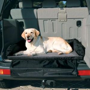 hundeseng til bagagerum 95x75cm