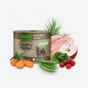 Natures:Menu Country Hunter - Kanin & Tranebær