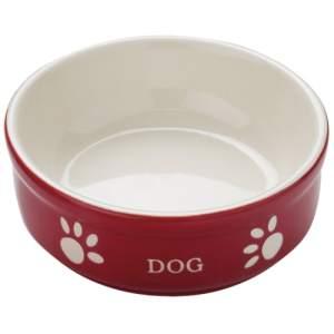 Nobby hundeskål - Dog - Rød