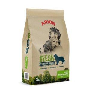 Arion Fresh Adult Medium & Large Hundefoder - 3kg