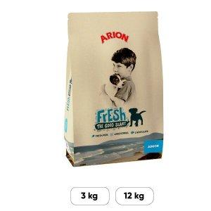 Arion Fresh Junior Hundefoder - 3kg