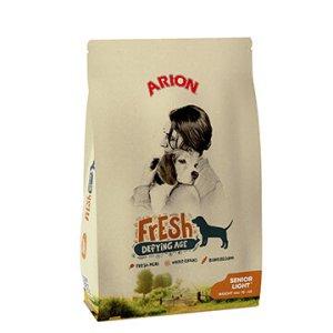 Arion Fresh Senior Light Hundefoder - 3kg