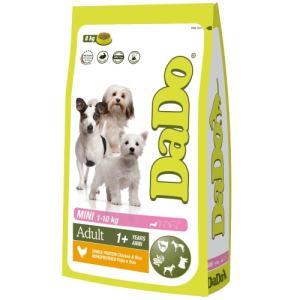 Dado hundefoder - Adult Mini Breed - Kylling og ris