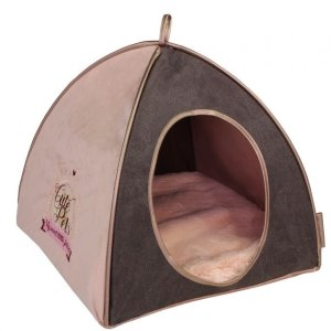 Happy House Telt Cute Pets - Pink