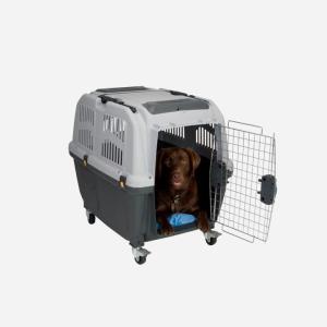 Transportbur Skudo 4+5+6 til mellem og større hunde