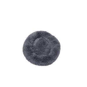 Fluffy Hundeseng - Koksgrå