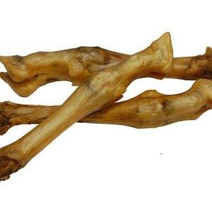 Hunde Snack Tørrede Fåreben - 16-20cm - - - - -