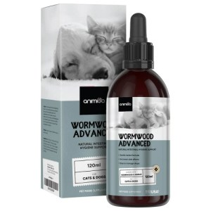 Wormwood Advanced Liquid for Cats and Dogs