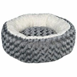Donut seng Kaline Ø 70cm Grå/Cream