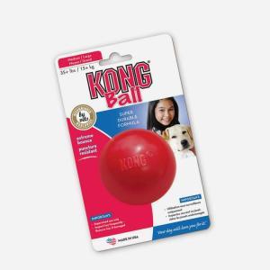 Kong Ball - hoppende & robust bold til hunde 2 str.