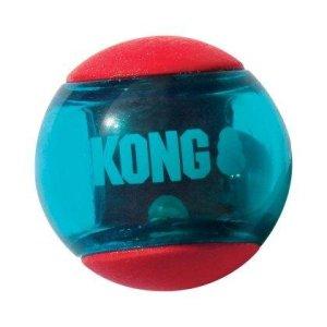 Kong Hundelegetøjs Action bold - Flere Størrelser