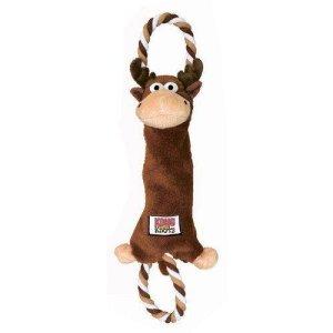 Kong Tugger Knots Elg Hundelegetøj - 51cm