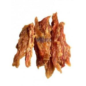 Whesco Hunde Snack Godbidder Kyllingefilet i Strimler - 100g - Naturlige - - - -