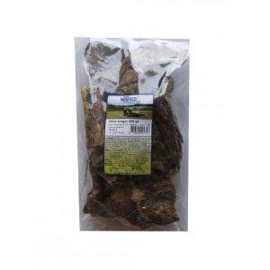 Whesco Hunde Snack Godbidder Okselunger - 200g - Naturlige