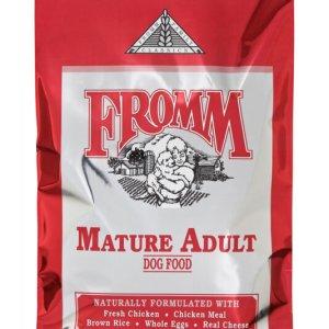 15 kg Fromm Mature Adult Classic - modne hunde