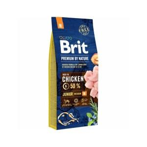 Brit Premium By Nature Chicken Junior, 3 kg