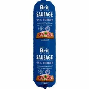 Brit Sausage Turkey, 800g