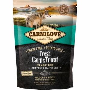 Carnilove Adult Carp & Trout, 1.5 kg