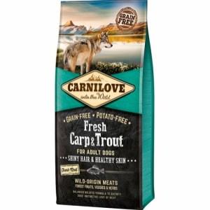 Carnilove Adult Carp & Trout, 12 kg