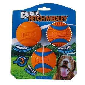 Chuckit Fetch Medley hundebolde