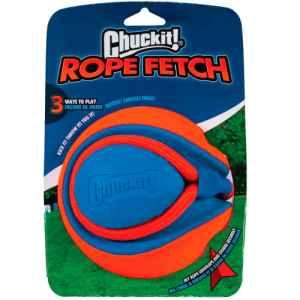 Chuckit hundelegetøj - Rope Fetch