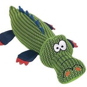 Nobby Hundelegetøjs Mesh Krokodille Bamse - 45cm
