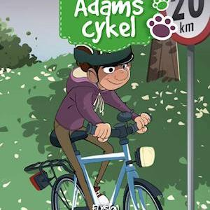 Adams cykel-Jørn Jensen-Bog