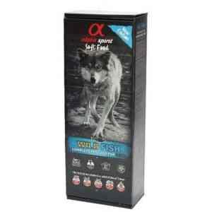 Alpha Spirit hundefoder Wild Fish 9kg
