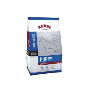 Arion Original Puppy Small Lam og ris 3kg