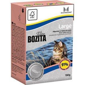 Bozita Feline Katte Vådfoder - Large - Gele - 190g - Tetra