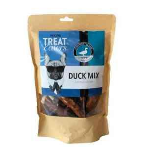 Hundegodbid Duck Mix 400g