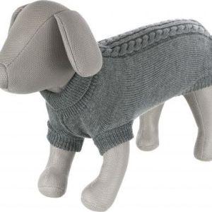 Hundestrik Kenton grå S 40cm