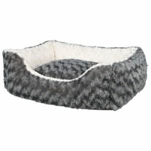 Kaline seng, grå/creme, small