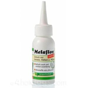 AniBio Melaflon Spot-On mod flåter-50 ml