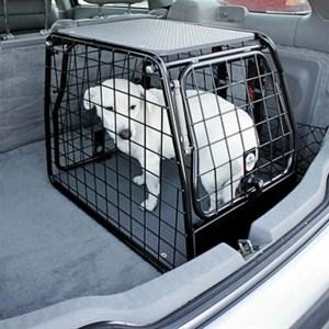 ArtFex Hundebur med høj læssekant-67 x 42,3 x 50 cm, højde læssekant 14 cm